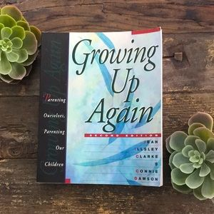 📚Growing up Again: parenting ourselves.... 📚